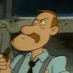 El Jefe Quimby en <a href=