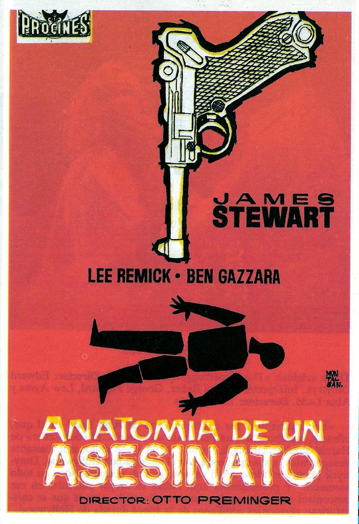 Imagen - Anatomía de un asesinato (1959).jpg | Doblaje Wiki | FANDOM ...