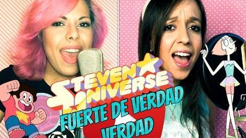 COVER FUERTE DE VERDAD - Majo Estévez y Leisha Medina