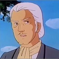 Duque de Grandchester, padre de Terry también en <a href=