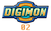 Digimon02 Official Logo