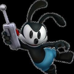 Oswald, el conejo afortunado en <a href=
