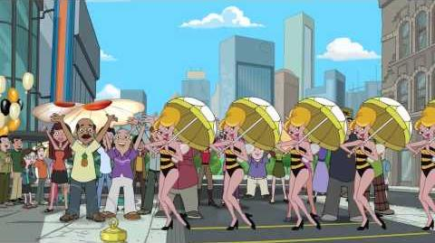 Phineas y Ferb - Día de Abejas - Español Latino