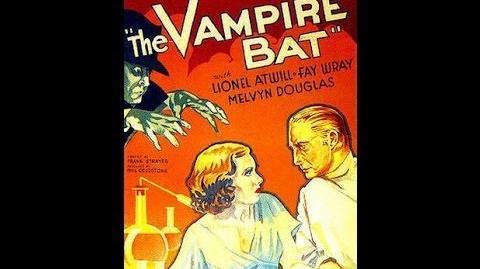 Sombras trágicas, ¿Vampiros? (The vampire bat) 1933 VOSE