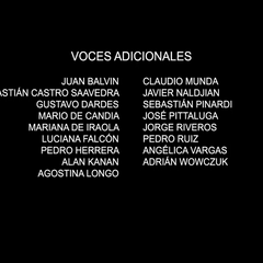 Voces adicionales episodio 2.