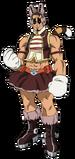 Tiger Anime Profile MHA