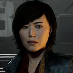 Yuri Watanabe en el videojuego de <a href=