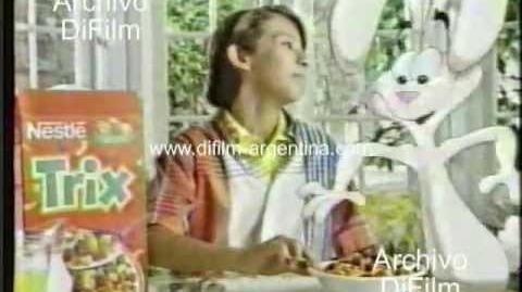 DiFilm - Publicidad cereal Trix de Nestle (1996)