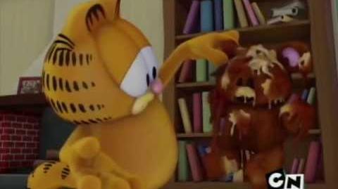 El Show de Garfield - Desesperado-0