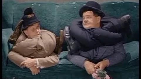 La Venganza Es Dulce (1934) - COLOR - LATINO - El Gordo y el Flaco