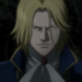 Lucius Isaac de Blade Anime Episodio Island Lights (The Island of Fire)