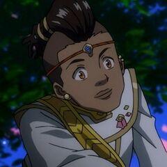 Príncipe Kelby en <a href=