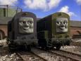 Splatter and Dodgecgi