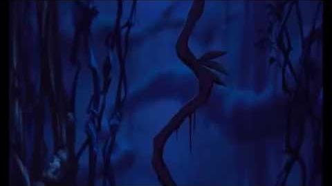 Tarzan - Tarzan vs Clayton (Muerte De Clayton)