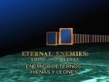 Enemigos eternos: Hienas y leones