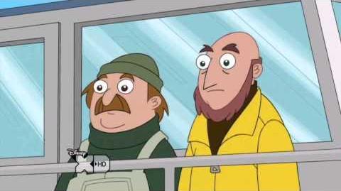 Cinco Chicos Al Sol - Phineas y Ferb HD