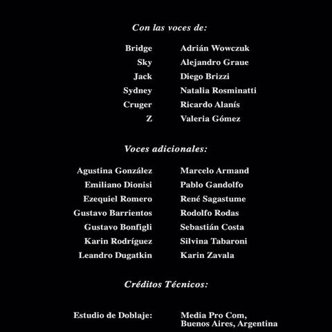 Reparto (DVD)