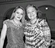 Danna GOdoy y Celia Lot en Revista El Solde Cuautla