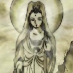 Diosa Kanon (Salamandra) en <a href=