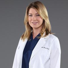 Dra. Meredith Grey en <a href=