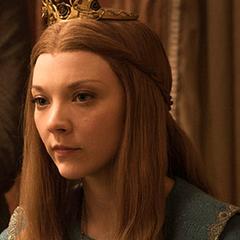 Reina Margaery Tyrell en <a href=