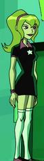 Lucy Mann forma humana