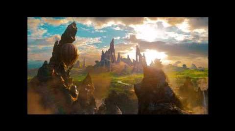 Oz, El Poderoso- Teaser Tráiler - Doblado