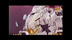 Promocional Zoids Fuzors En Toonami - Cartoon Network LA (Año 2005)