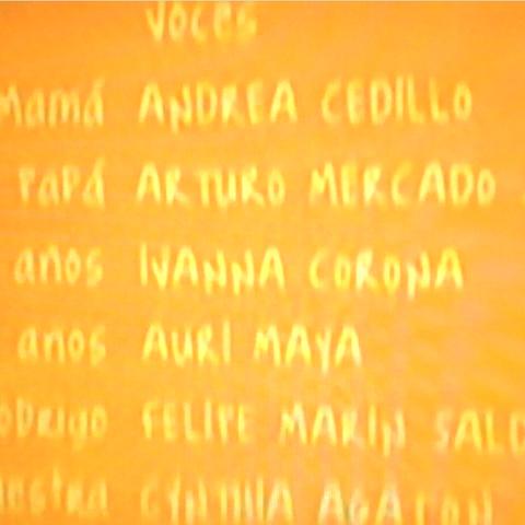 Creditos de 1 episodio