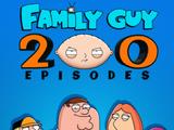 Padre de familia: Especial 200 episodios después