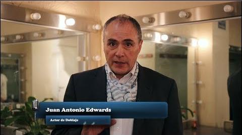 Juan Antonio Edwards en la FES Acatlán