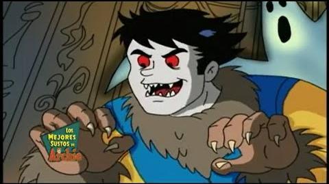 Los Mejores Sustos de Archie - Vampiros ¡Sorpresa!