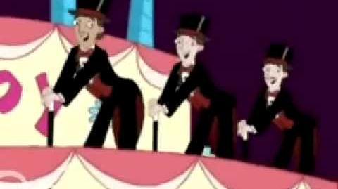 """Phineas y Ferb Canciones """"Ella Es Candace"""""""