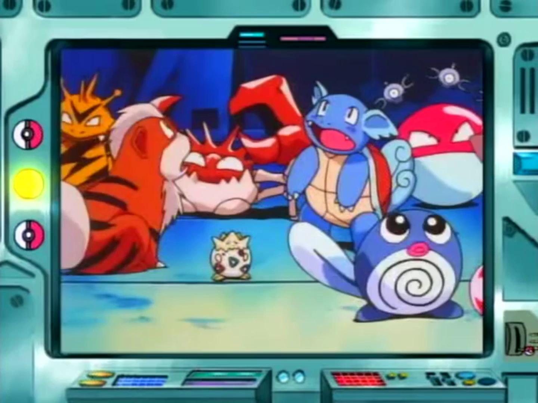 Pikachu's Jukebox 06 - ¿Y de que clase eres tu? Latino - HD 1080p
