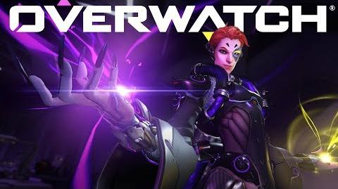 Presentamos a Moira Overwatch