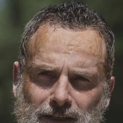 Rick Grimes en <a href=