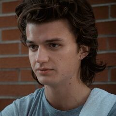 Steve Harrington en <a href=