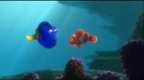 Buscando a Nemo - Teaser Trailer