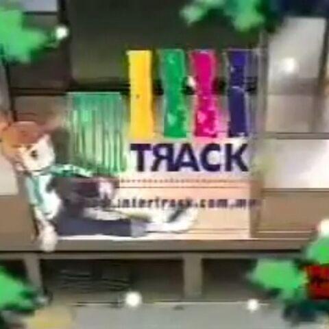 Créditos de doblaje de <i>Digimon 03</i>.