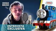 Entrevista a Diego Brizzi (Narrador de Thomas Y Sus Amigos)- Especial 20k Subs!