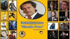 Entrevista a Nicolás Frías (Actor de doblaje) Por HabDeDob