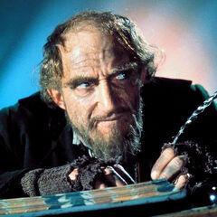 Fagin (Ron Moody) en <a href=