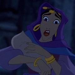 La Madre de Quasimodo en <a href=