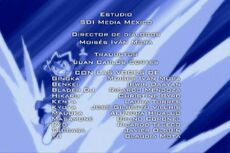 Doblaje Latino de Beyblade Metal Masters