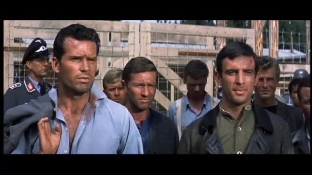EL GRAN ESCAPE(1963) PARTE FINAL ESPAÑOL LATINO