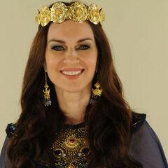 Reina Amitis en <a href=