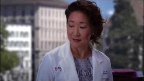 Grey's Anatomy - Ultima Aparicion de Cristina Yang (Español Latino)