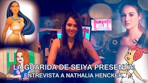 La Guarida de Seiya - Entrevista a Nathalia Hencker