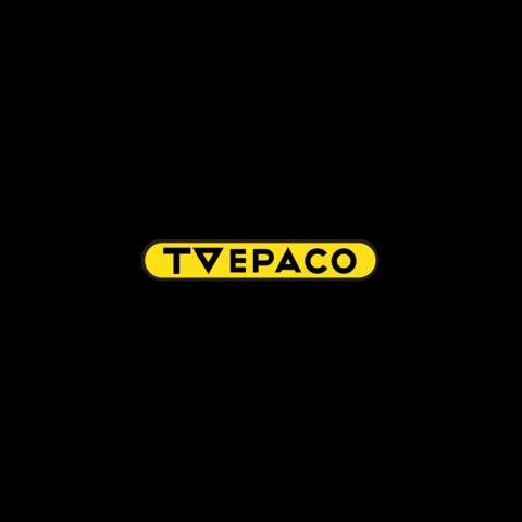 Primer Logotipo de Vepaco TV (TVepaco) (2015-2016)