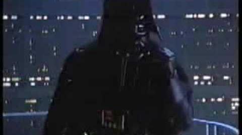 Stars Wars V (Escena Famosa) Doblaje Original